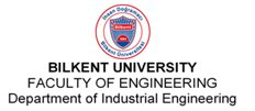 Department of Industrial Engineering at Bilkent University